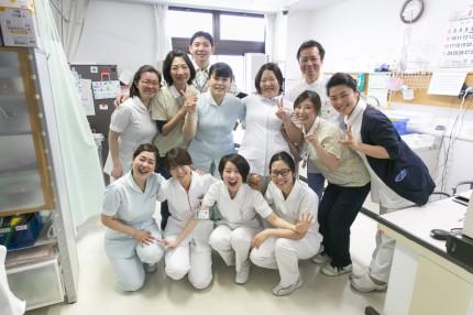 吉祥寺南病院3階スタッフ