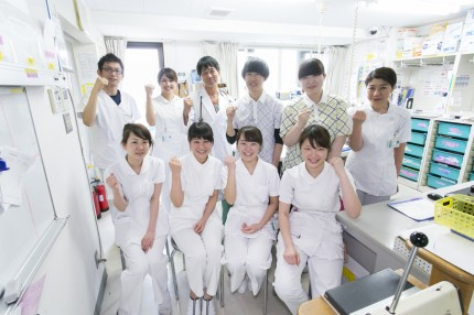 吉祥寺南病院4階スタッフ