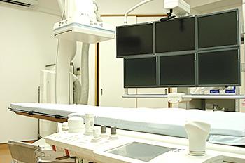 アンギオ(血管撮影装置)